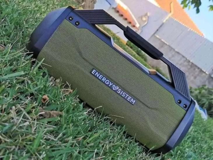 Análise Energy Sistem Outdoor Box Beast - Uma verdadeira Besta de coluna portátil 14
