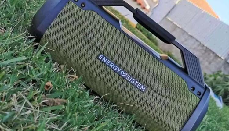 Análise Energy Sistem Outdoor Box Beast - Uma verdadeira Besta de coluna portátil 28