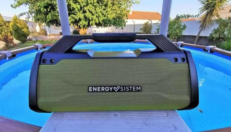 Análise Energy Sistem Outdoor Box Beast - Uma verdadeira Besta de coluna portátil 25