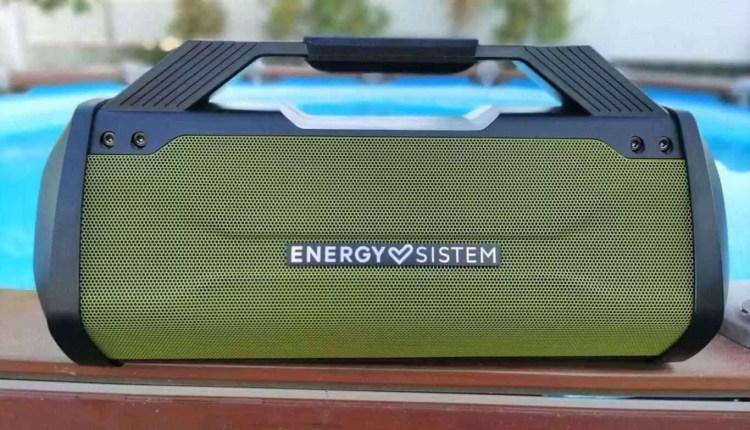 Análise Energy Sistem Outdoor Box Beast - Uma verdadeira Besta de coluna portátil 24
