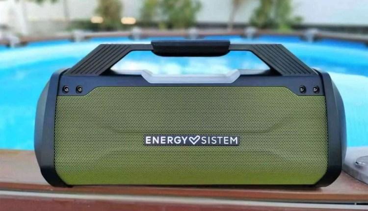 Análise Energy Sistem Outdoor Box Beast - Uma verdadeira Besta de coluna portátil 23