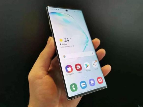 Vendas do Galaxy Note 10 quebram recordes na Coreia do Sul 1