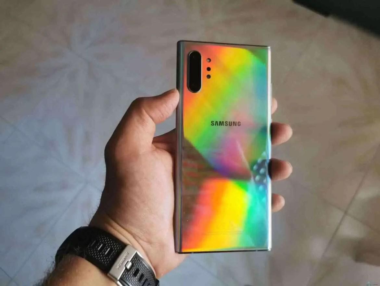 Análise Samsung Galaxy Note 10 Plus. Pacote completo do melhor que a indústria tem 4