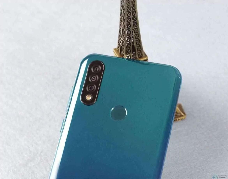 OUKITEL C17 Pro com câmara tripla e 4 GB + 64 GB de armazenamento entra em pré venda global por $ 84,99 1