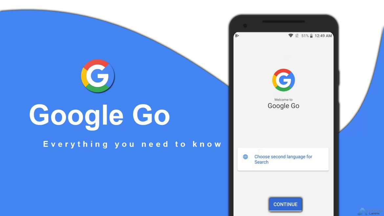 Google Go: a forma mais leve e rápida de pesquisar 1