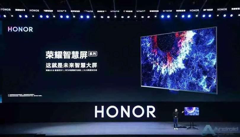 Honor Vision: é uma TV mais inteligente, mas para a Honor é muito mais do que isso 2