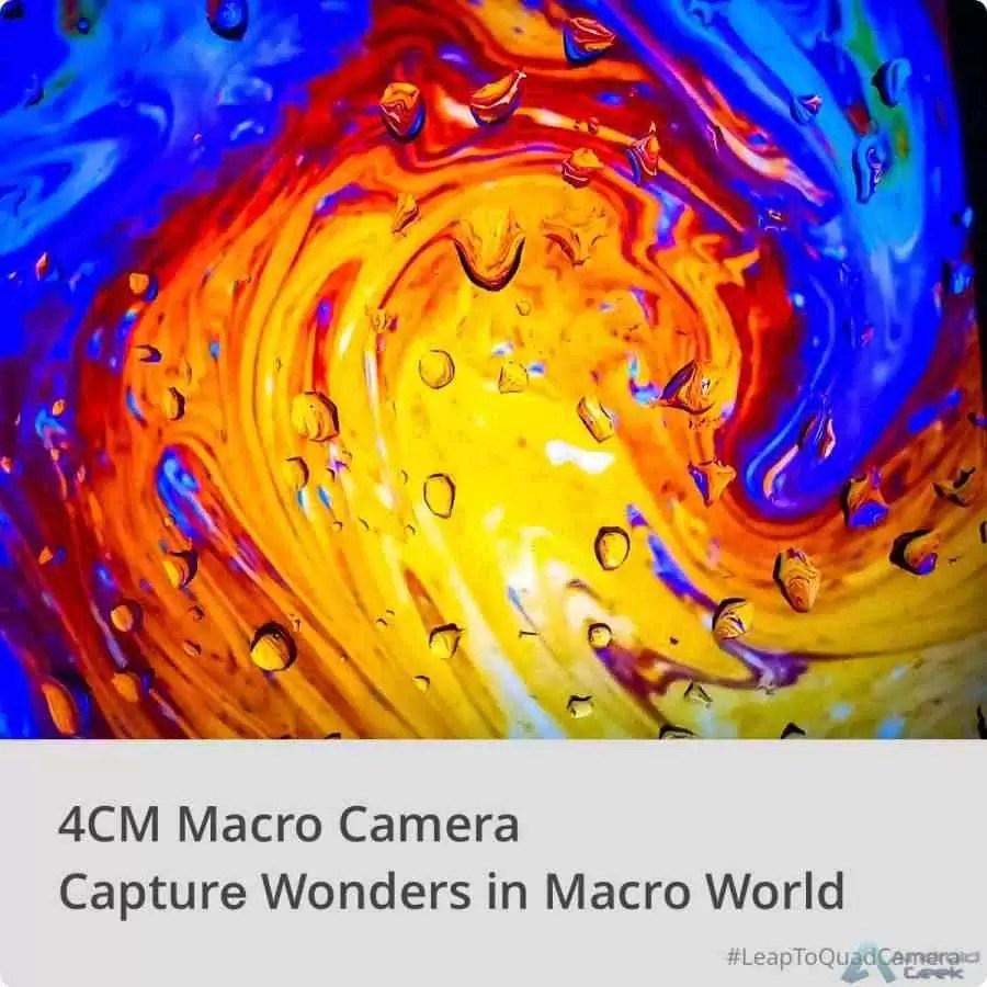 Já estão disponíveis amostras da câmara de 64MP do Realme 5 e são impressionantes 6