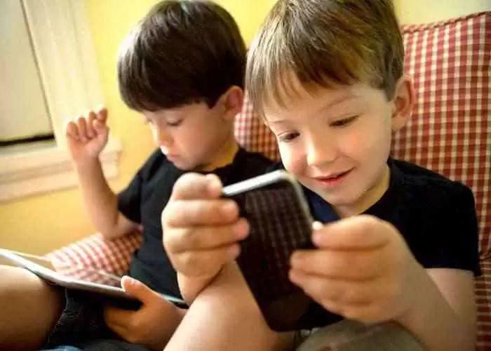 Controles dos Pais no Android