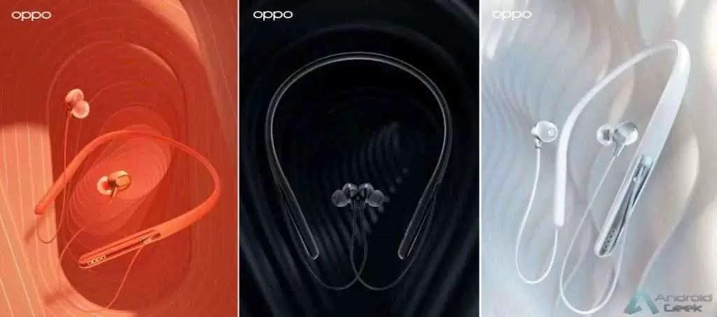 Oppo anuncia fones de ouvido com cancelamento de ruído ativo Enco Q1 na China 1