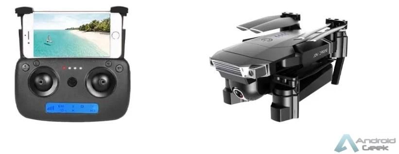 SG901 Dronecom câmara dupla e bateria de longa duração com 45% de desconto! Agarra o teu código de desconto 6