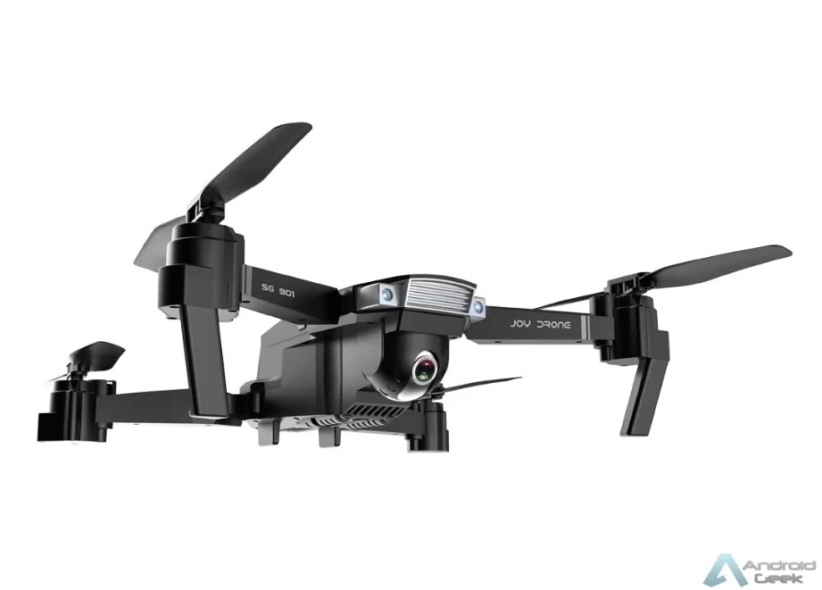SG901 Dronecom câmara dupla e bateria de longa duração com 45% de desconto! Agarra o teu código de desconto 4