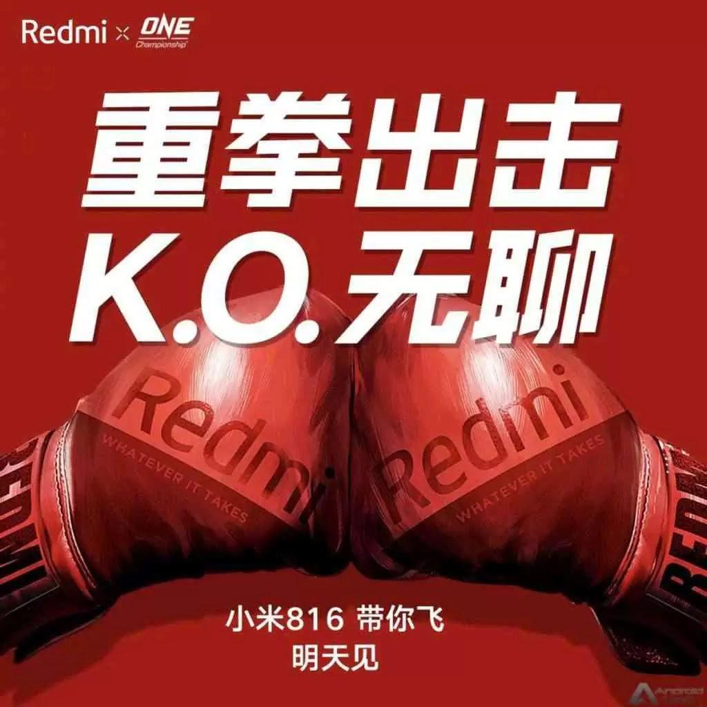 Xiaomi anda a revelar aos poucos algo relacionado o Redmi K20 para 16 de agosto 1