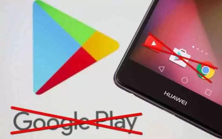 O Huawei Mate 30 e o Mate X serão enviados sem a Play Store e todos os outros aplicativos do Google