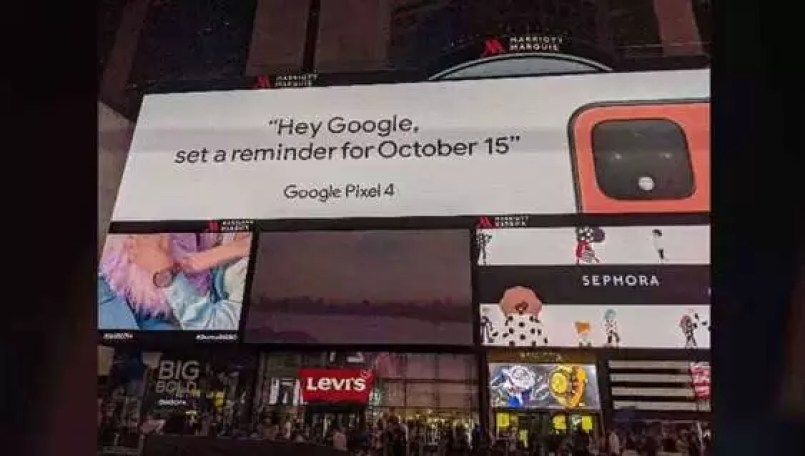 Anúncio do Google Pixel 4 mostra oficialmente a nova opção de cor Coral 1