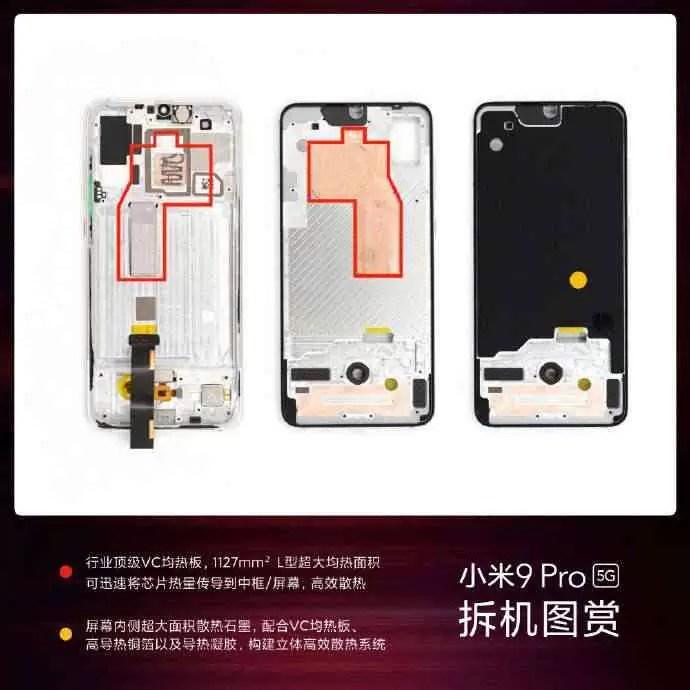 Xiaomi Mi 9 Pro 5G Teardown
