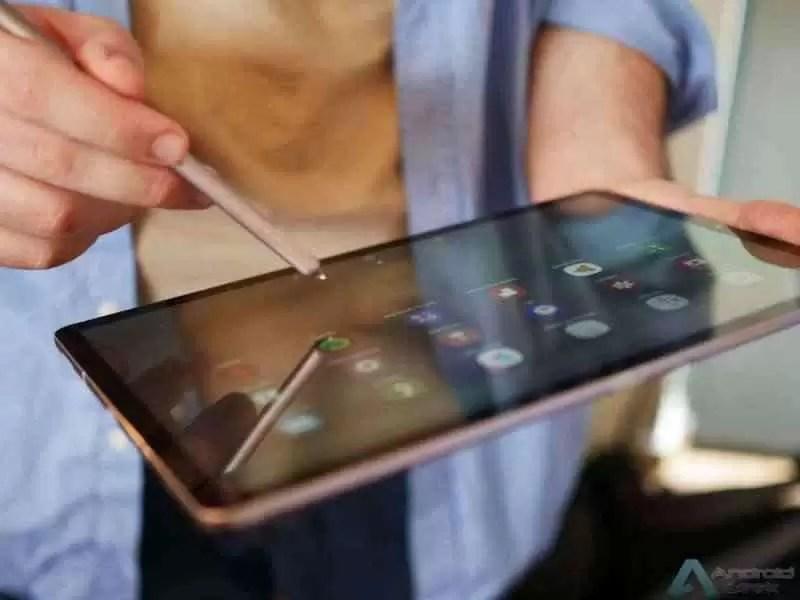 Análise Galaxy Tab S6 o melhor tablet 2 em 1 com Android 6