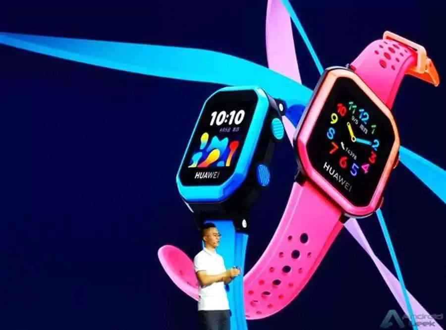 Relógio infantil Huawei Série 3