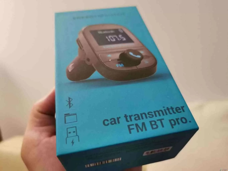 Análise Energy Sistem Energy Car Transmitter FM Bluetooth Pro 5