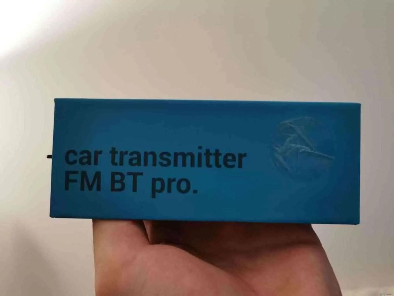 Análise Energy Sistem Energy Car Transmitter FM Bluetooth Pro 7