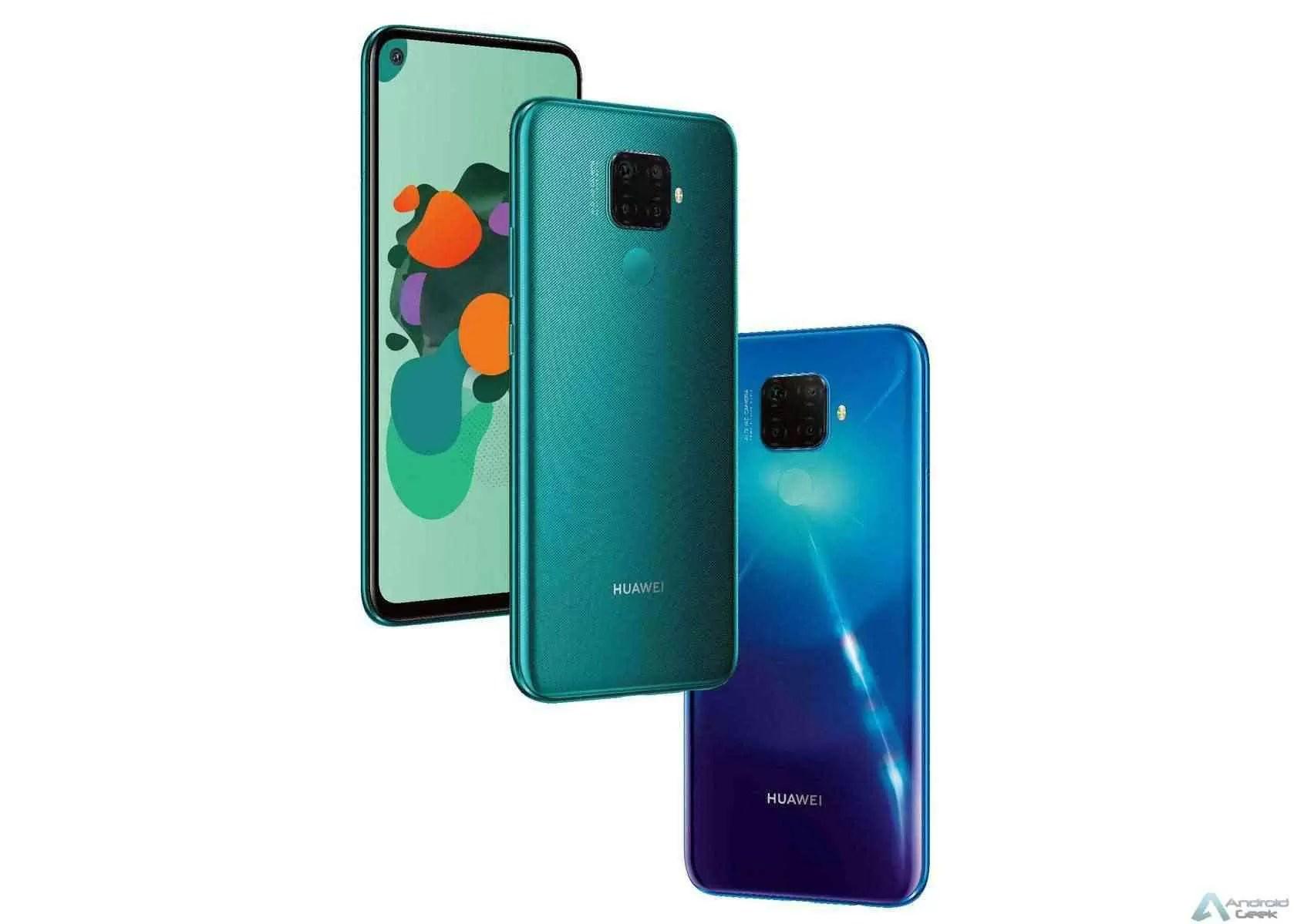 Huawei Mate 30 Lite