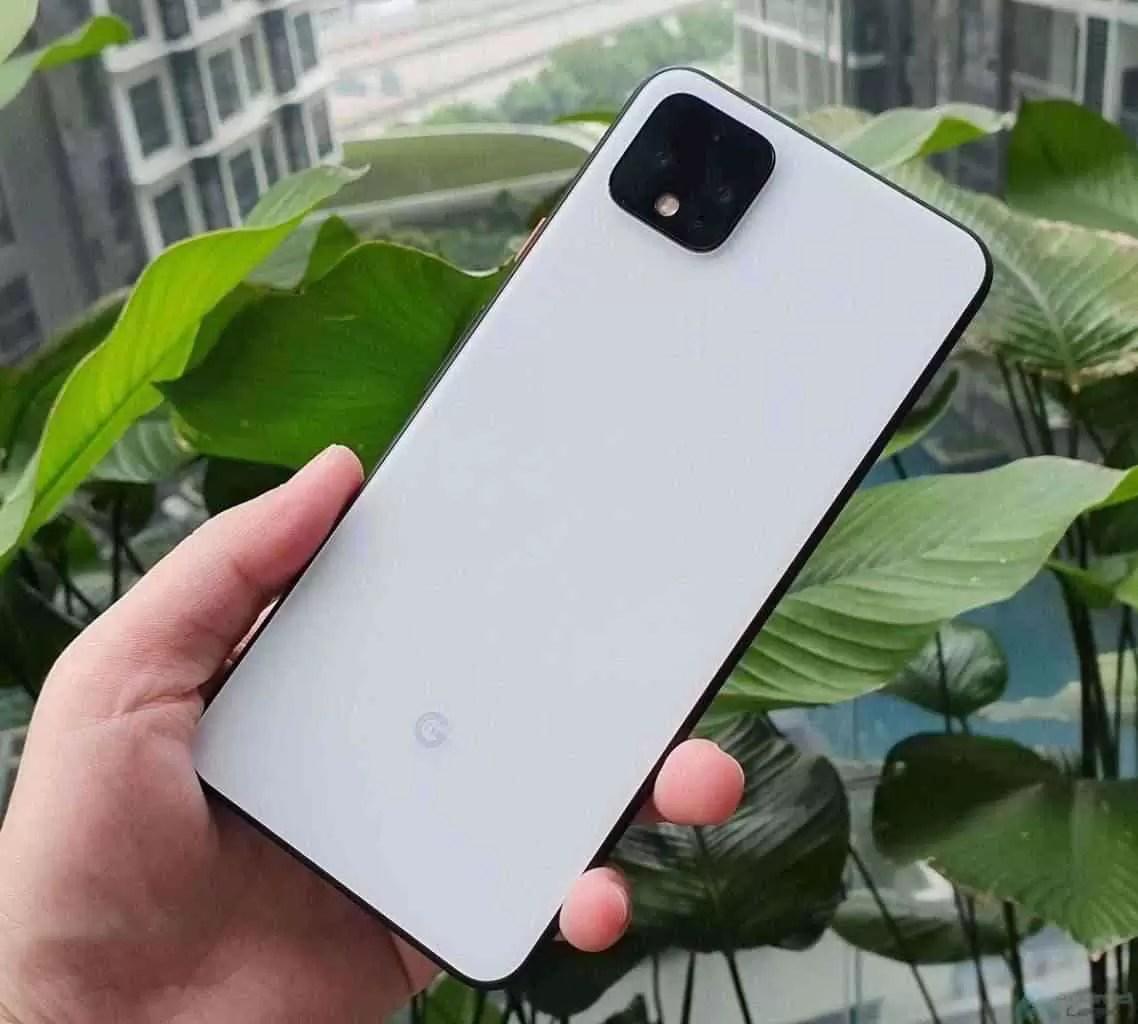 Aplicações do Google Pixel 4 aparecem online: façam o download aqui 1