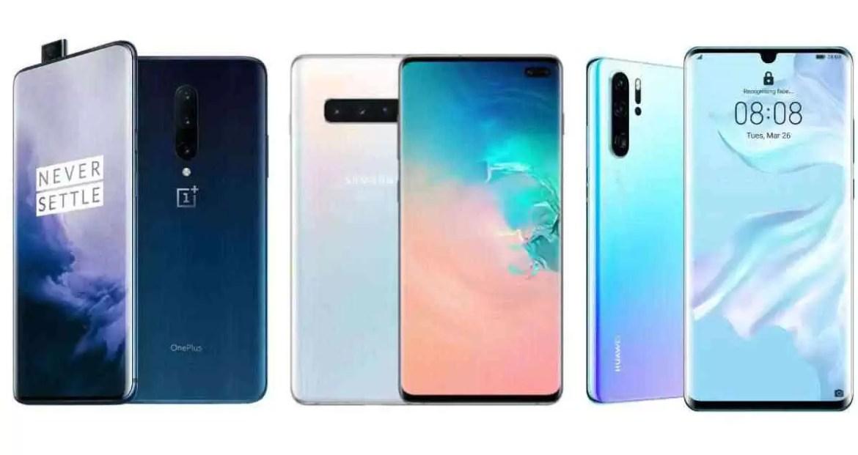 Os 10 melhores smartphones flagship de setembro de 2019 1