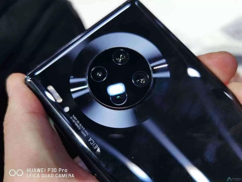 Huawei Mate 30 Pro pode estar a chegar a Portugal 2