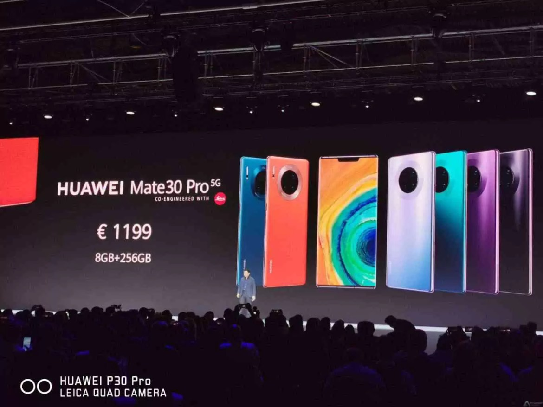 Huawei Mate 30 Pro o mais incrivel smartphone chegou (mais ou menos) 20
