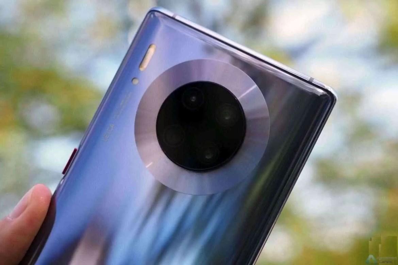 Huawei Mate 30 Pro recebe atualização de otimização de câmara com a EMUI 10 2