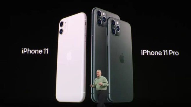 iPhone 11 series