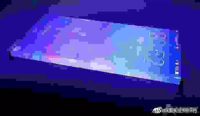Novas imagens do Xiaomi Mi Mix Alpha mostram um ecrã curvo que se estende até à parte de trás do telefone 4