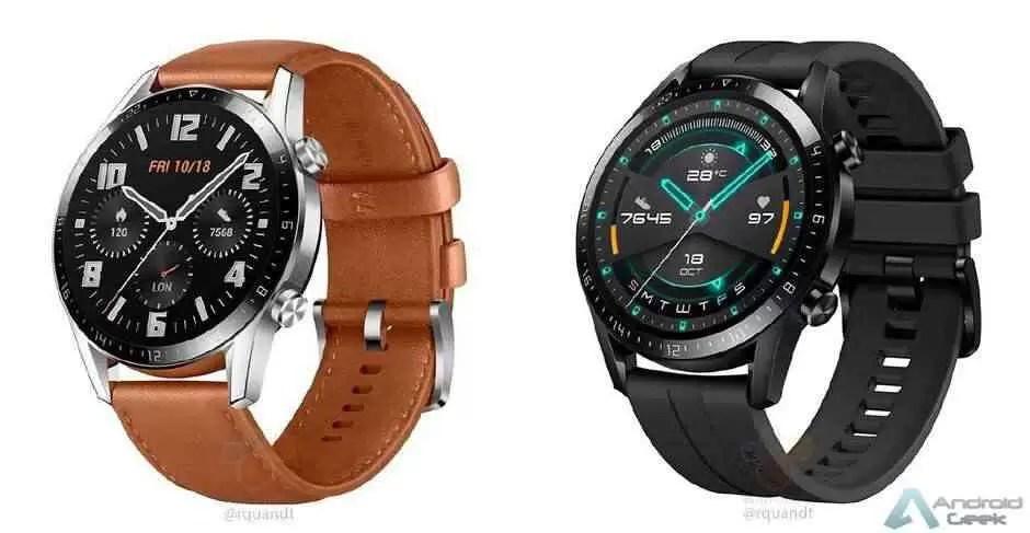 O próximo smartwatch da Huawei foi revelado e não corre Wear OS 1