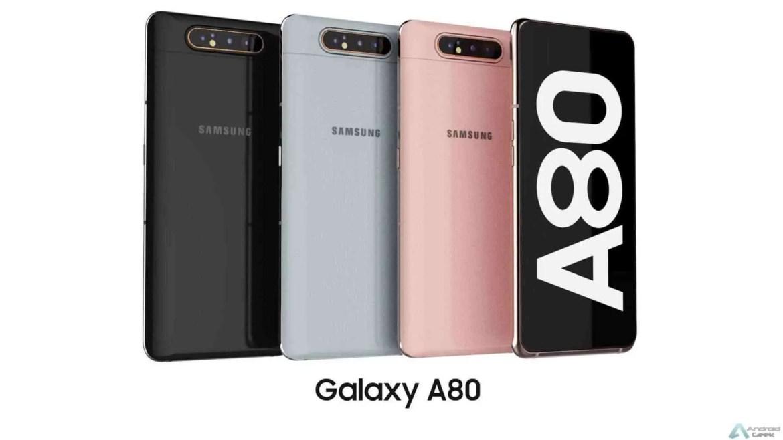 Samsung lança atualização de segurança de setembro para Galaxy A80, Galaxy S8 e Galaxy A5 (2017) 1
