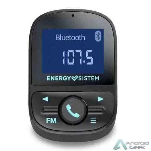 Análise Energy Sistem Energy Car Transmitter FM Bluetooth Pro 3