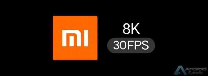 Telefone Xiaomi com suporte para vídeos de 8K / 30fps a caminho? 1