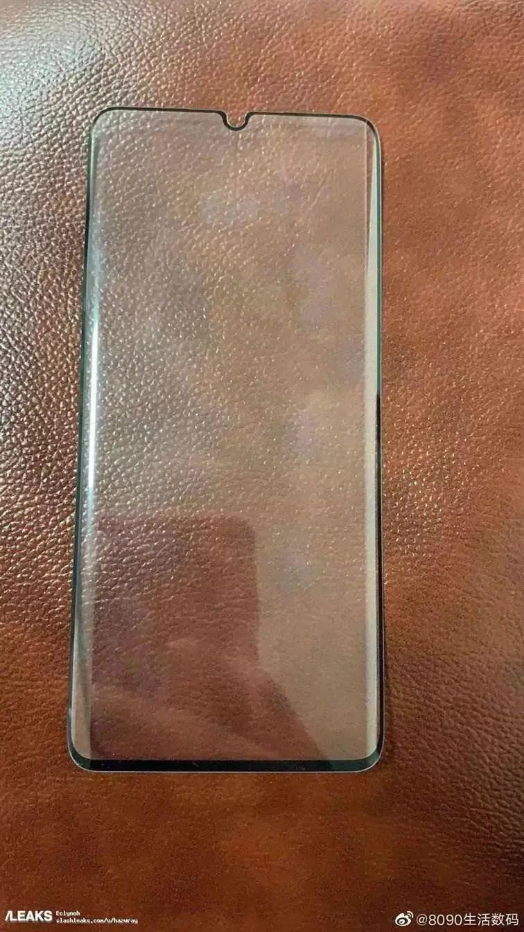 img Peça da tela do Xioami Mi 9 Pro (curvada)