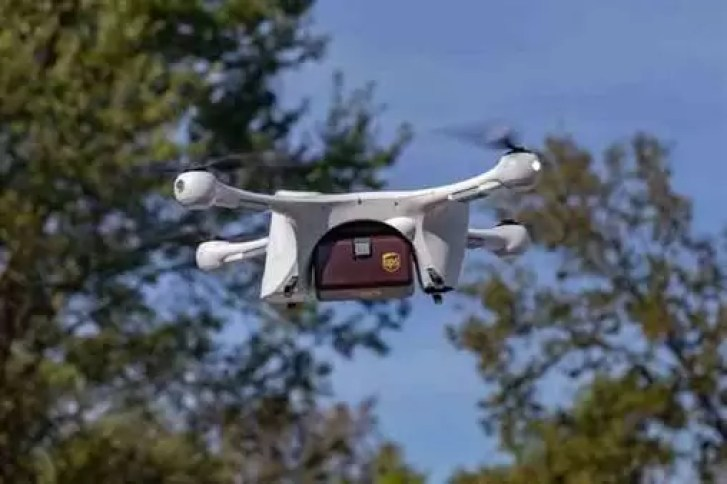 FAA aprova UPS para operar frota de drones de entrega nos EUA