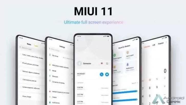 Xiaomi começa a recrutar testadores beta MIUI 11 Global Stable para oito smartphones