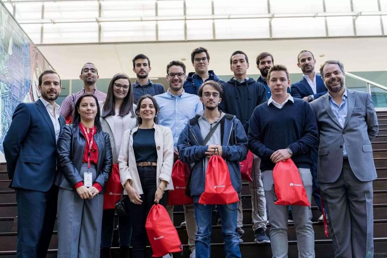 """""""Seeds for the Future"""": A Huawei já escolheu os 10 estudantes portugueses para programa de formação na China 1"""
