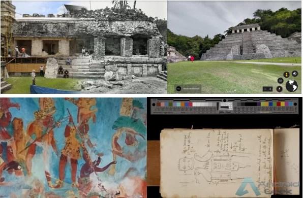 British Museum e Google Arts & Culture apresentam o Mundo Maia 1
