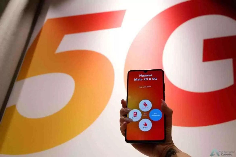 Huawei venderá 100 milhões de smartphones 5G na China, diz analista 1
