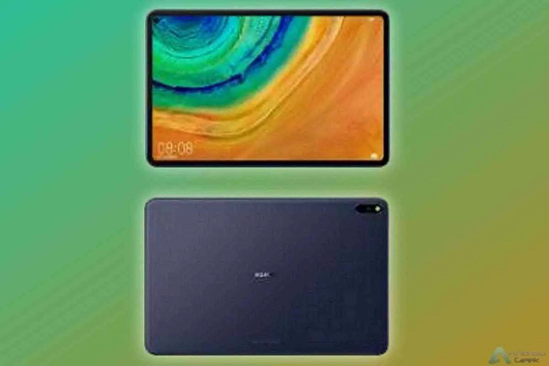 Huawei MediaPad M7 aparece em renders 1