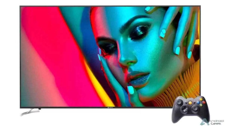 Motorola lança Smart TV 4K de 75 polegadas na Índia com preço de US $ 1.700 1