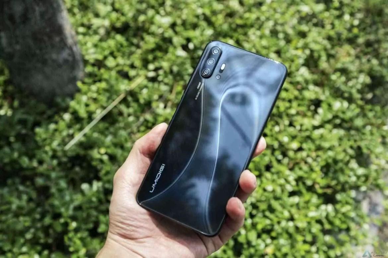 Preço do UMIDIGI F2 anunciado por uns incriveís 179,99$! Chega para bater o Xiaomi Redmi Note 8 Pro? 5
