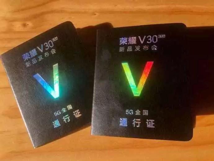 Evento de lançamento oficial do Honor V30 Pro está marcado e temos prova disso 1