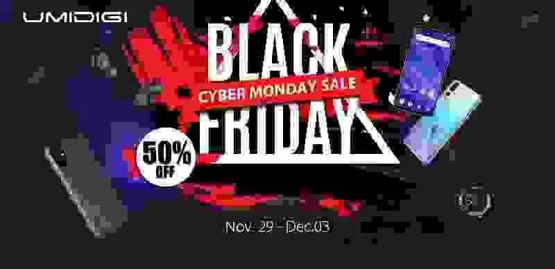 UMIDIGI Uwatch GT inicia venda global com desconto impressionante nesta Black Friday / Cyber Monday 3