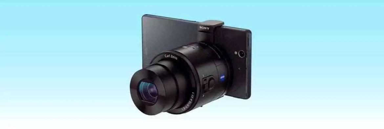 Sony quer trazer qualidade DSLR para câmaras de smartphones 1