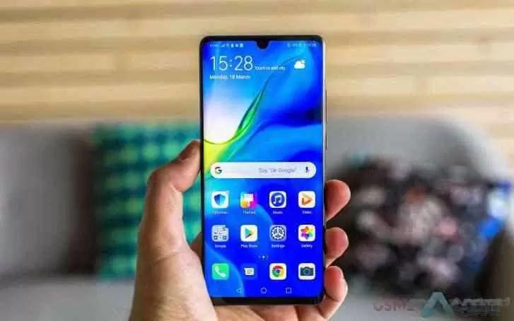 Huawei P30 Pro começa a receber EMUI 10 estável com base no Android 10