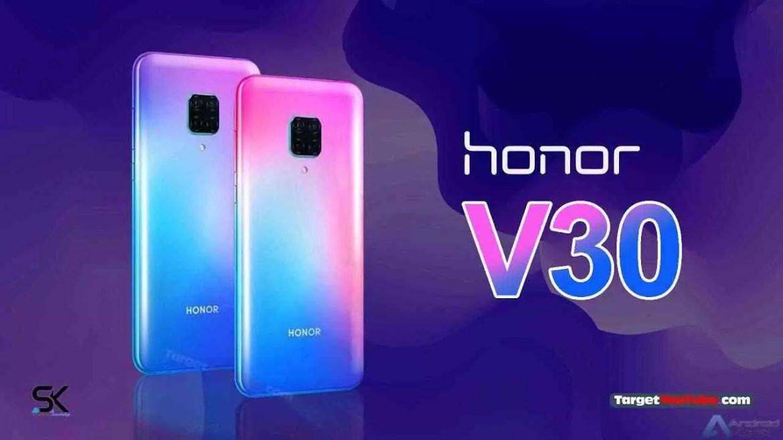 Honor V30 5G e V30 Pro 5G: Especificações e preços 3