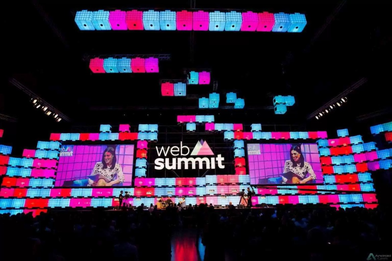 Web Summit com 5G da NOS 1